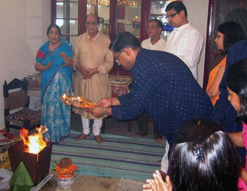 A Holy Ceremony