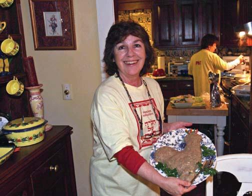 Jody Fisher\'s Chopped Liver Chicken